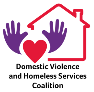 Logo Design for Domestic Violence and Homeless Services Coalition