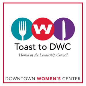 Toast to DWC Logo